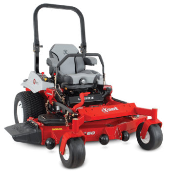 Lazer Z S Series Top Rated Zero Turn Lawn Mowers Exmark