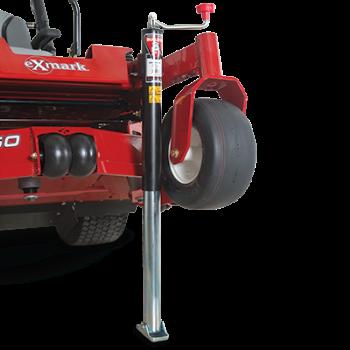 Lazer Z S Series Zero Turn Lawn Mowers Exmark