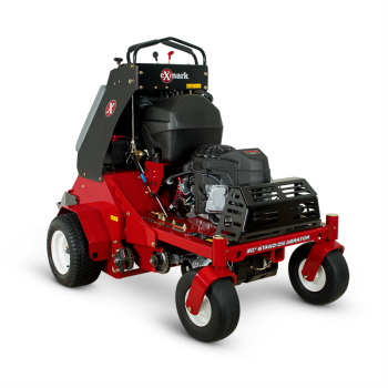 Exmark aerators deliver top-notch performance, durability and ease-of-use.
