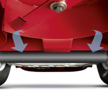 Lazer Z X Series Zero Turn Lawn Mowers Exmark
