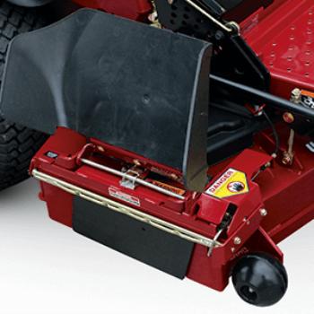 Vantage S Series Propane Stand On Mowers Exmark