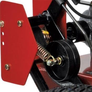Simple Drive Belt Maintenance