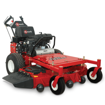 Exmark packs more technology, performance and value into each of its walk-behind mowers.