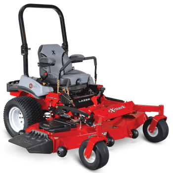 Exmark's advanced RED technology platform enables unprecedented communication among key mower systems.