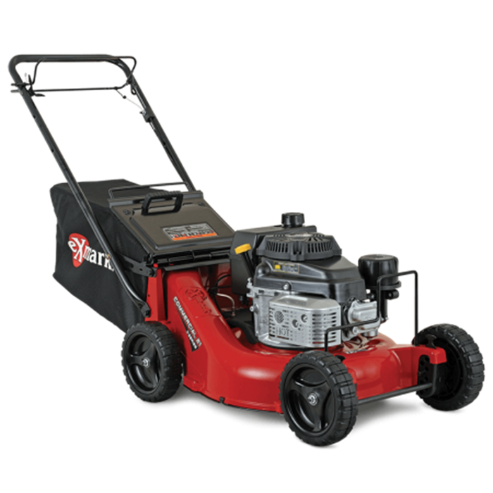 Stand Behind Lawn Mower >> Commercial 21 X Series Self Propelled Mowers Exmark